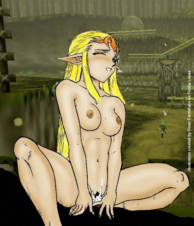 sisters ocarina poe of time Dragon ball z naked pictures