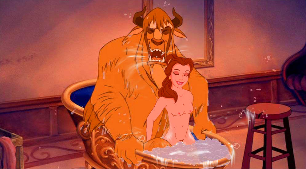 the nude beauty and beast belle Puss in boots dulcinea hentai