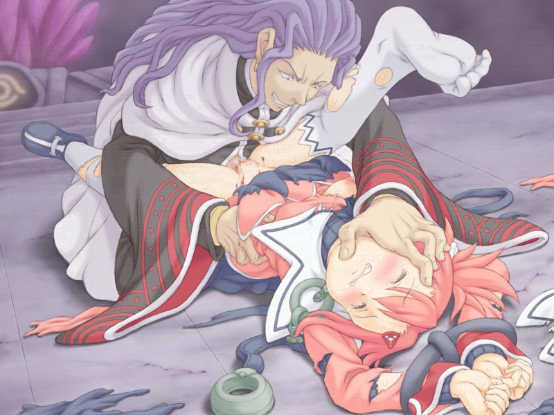 story summon night swordcraft yuri Is kale related to broly