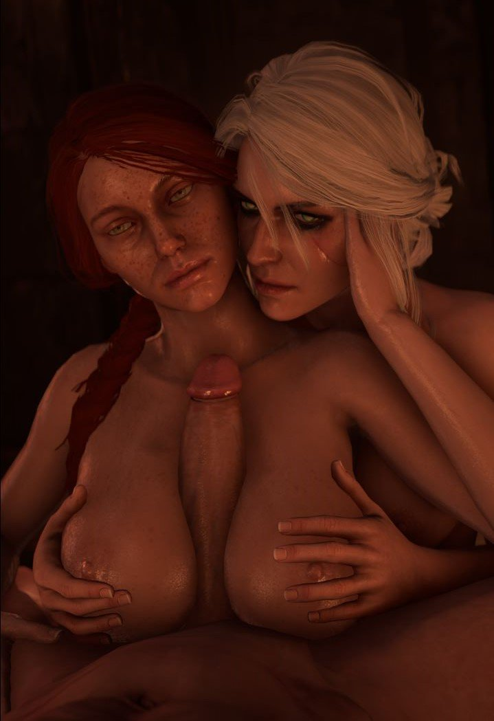 witcher elder the unseen 3 Phoebe and her unicorn
