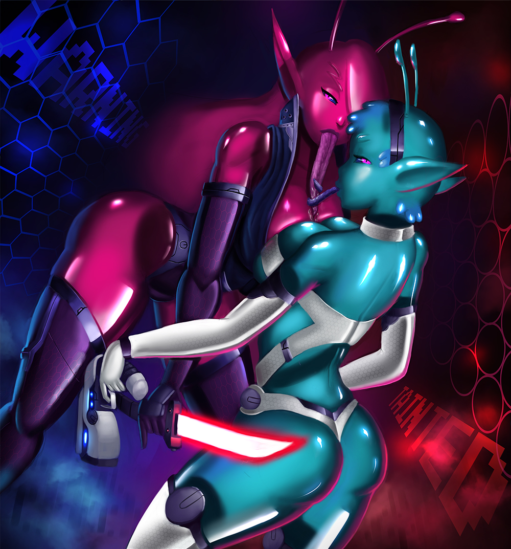 in space tainted trials Muv-luv alternative total eclipse