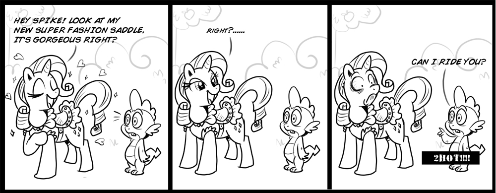 and spike rarity mlp fanfiction Shadow transformed ctrl-z
