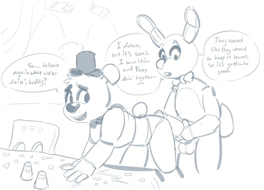 freddy's five yaoi nights at Hentai games parasite in city