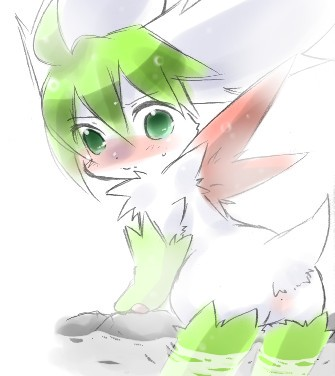 how shaymin get to sky form The amazing world of gumball alan