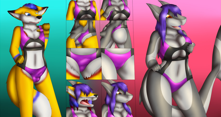 to female gif transformation male Toy chica x mangle sex