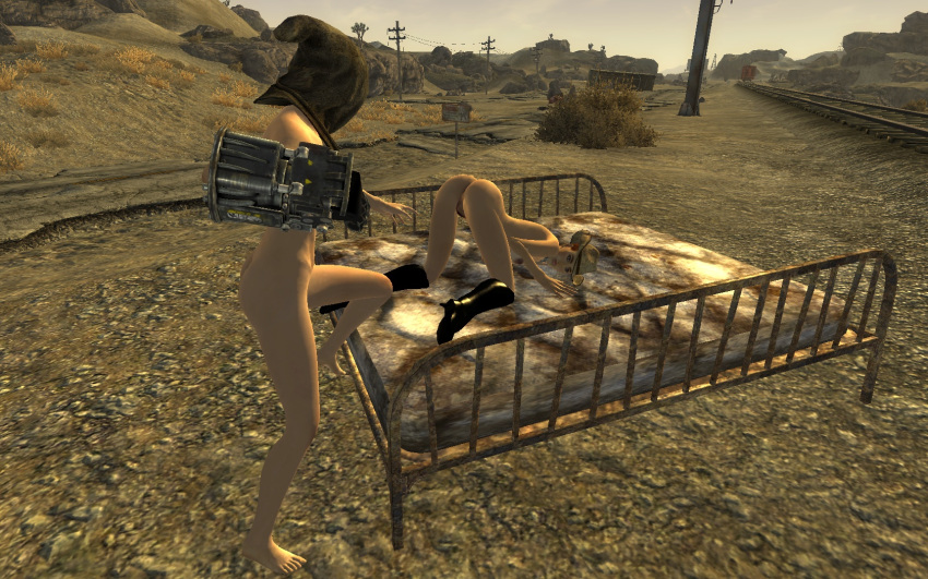 vegas waking cloud new fallout Red dead redemption 2 boobs