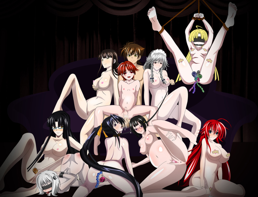 rias highschool nude dxd gremory The pit comics