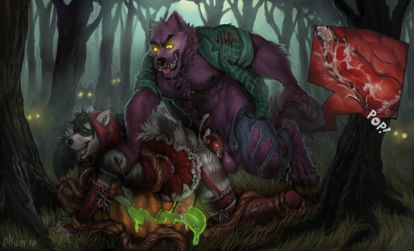 nude little red riding hood I_am_wildcat