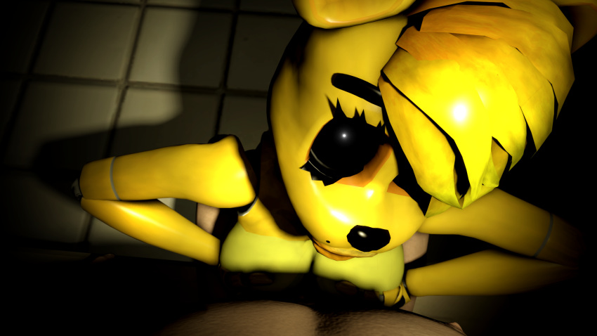 yaoi five nights freddy's at King of fighters maximum impact